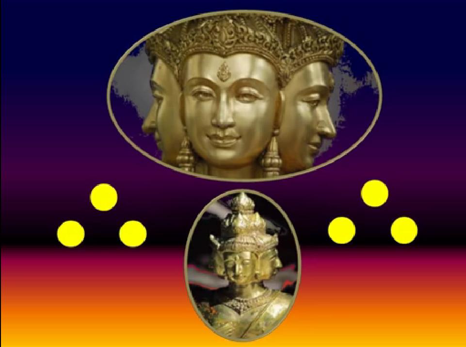 the gods of babylon6 - Buddhist why always three