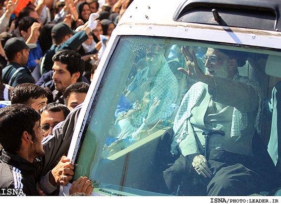 khamenei-car