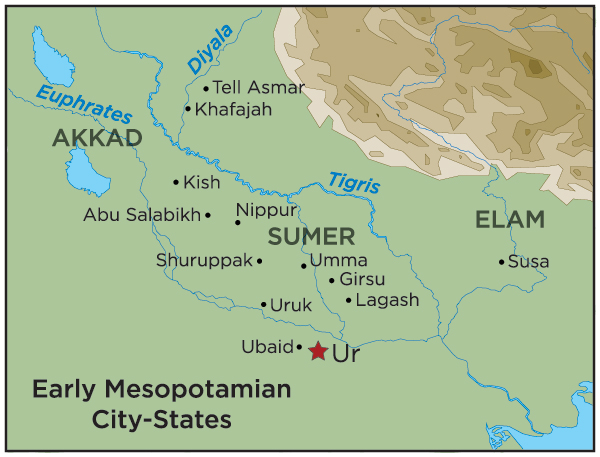 map-of-ur